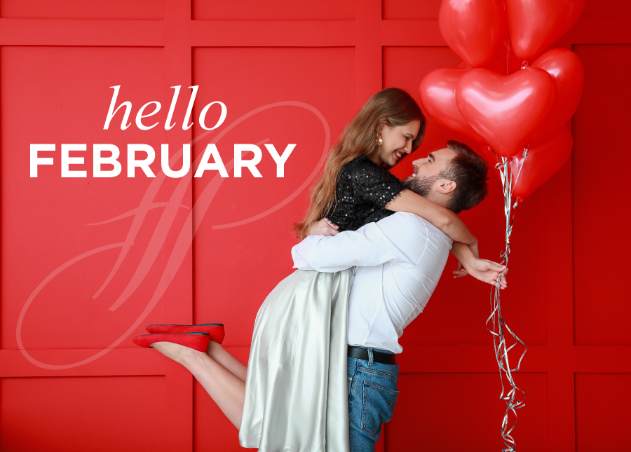 February Specials at The VISTA: there's a lot to love!